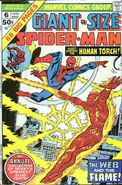 Giant-Size Spider-Man Vol 1 6