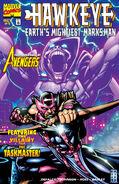 Hawkeye Earth's Mightiest Marksman Vol 1 1