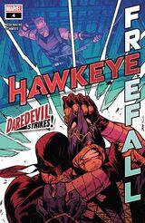 Hawkeye: Freefall Vol 1 4