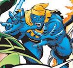 Henry McCoy (Earth-398) from Avengers Vol 3 3 0001