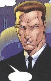 Hooper (Earth-7642) from Backlash Spider-Man Vol 1 1 001