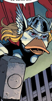 Howard the Duck (Earth-Unknown) from S.H.I.E.L.D. Vol 3 10 0004