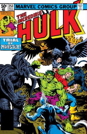Incredible Hulk Vol 1 253
