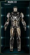 Iron Man Armor MK XV (Earth-199999)