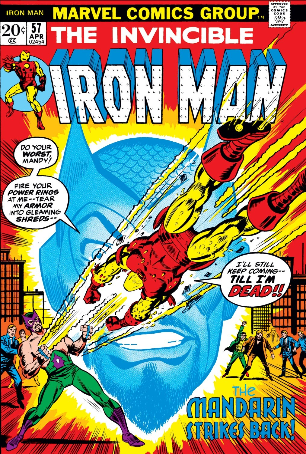 Iron man vol 1 57 marvel database fandom powered by wikia - Iron man 1 images ...