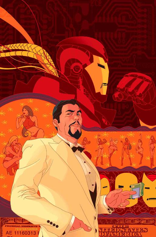 Iron Man Vol 3 71 Textless