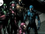 Iron Rangers (Earth-616)/Gallery