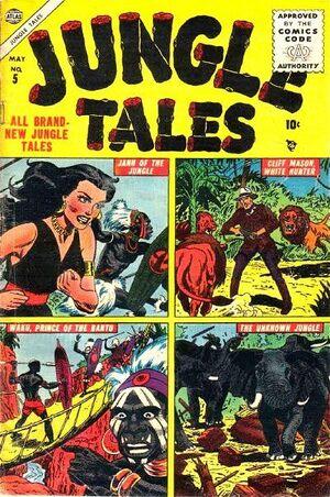 Jungle Tales Vol 1 5