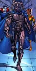 Khan (Earth-41001) from X-Men The End Vol 3 3 0001