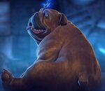 Lockjaw (Earth-TRN517) from Marvel Contest of Champions 002