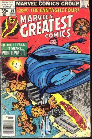 Marvel's Greatest Comics Vol 1 76