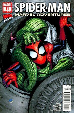 Marvel Adventures Spider-Man Vol 2 11
