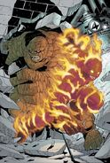 Marvel Age Fantastic Four Vol 1 6 Textless