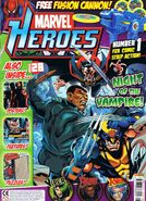 Marvel Heroes (UK) Vol 1 28
