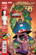Marvel Universe Avengers - Earth's Mightiest Heroes Vol 1 12