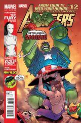 Marvel Universe: Avengers - Earth's Mightiest Heroes Vol 1 12