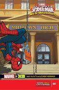Marvel Universe Ultimate Spider-Man Web Warriors Vol 1 7