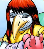 Mary Crane Watsow (Earth-94024) from Amazing Spider-Man Family Vol 1 4 0001
