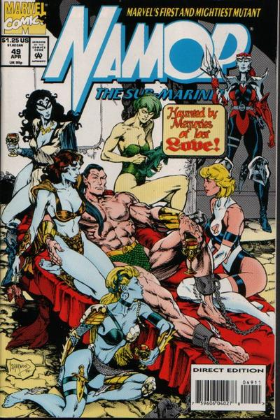 49 Best Images About Little Boys Fashion On Pinterest: Namor The Sub-Mariner Vol 1 49