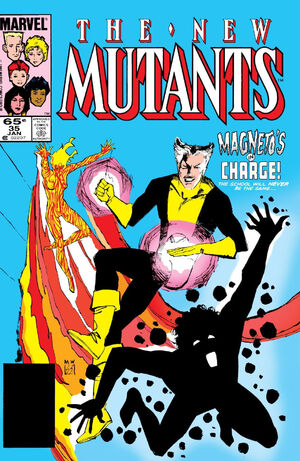 New Mutants Vol 1 35