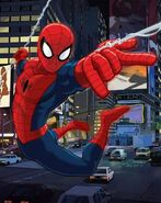 Peter Parker (Earth-12041) from Poster (cut)