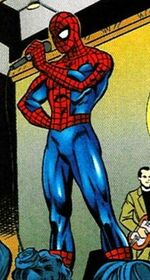 Peter Parker (Earth-Unknown) from Spider-Man Annual Vol 1 1999 001