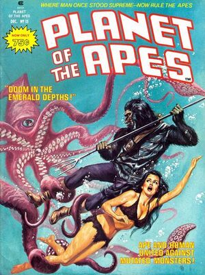 Planet of the Apes Vol 1 15