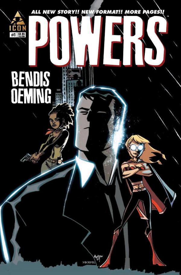 powers vol 2 1 marvel database fandom powered by wikia