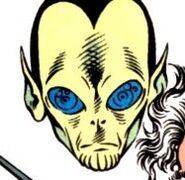 Prime Skrull (Earth-616) from Blackwulf Vol 1 2 001