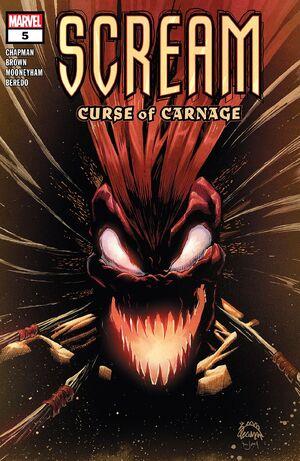 Scream Curse of Carnage Vol 1 5