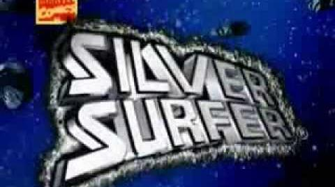 Silver Surfer (Animated Series)