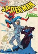 Spider-Man (UK) Vol 1 502