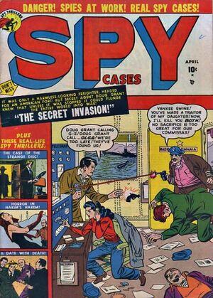 Spy Cases Vol 1 4