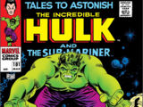 Tales to Astonish Vol 1 101