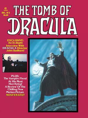 Tomb of Dracula Vol 2 2