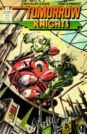 Tomorrow Knights Vol 1 2