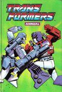 Transformers (UK) Annual Vol 1 1990