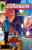 U.S.Avengers Vol 1 11 Lenticular Homage Variant