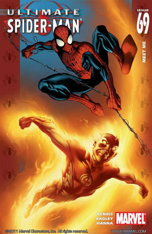 Ultimate Spider-Man Vol 1 69