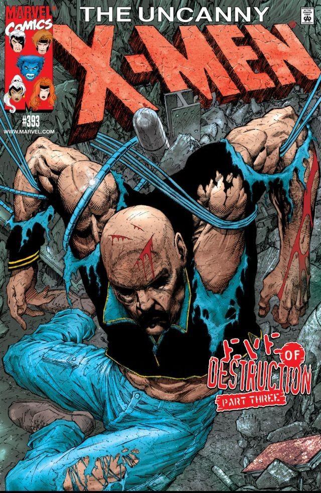 Uncanny X-Men Vol 1 393