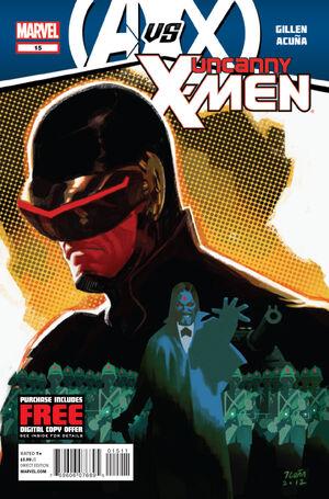 Uncanny X-Men Vol 2 15