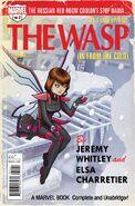 Unstoppable Wasp Vol 1 2 Fleecs Variant