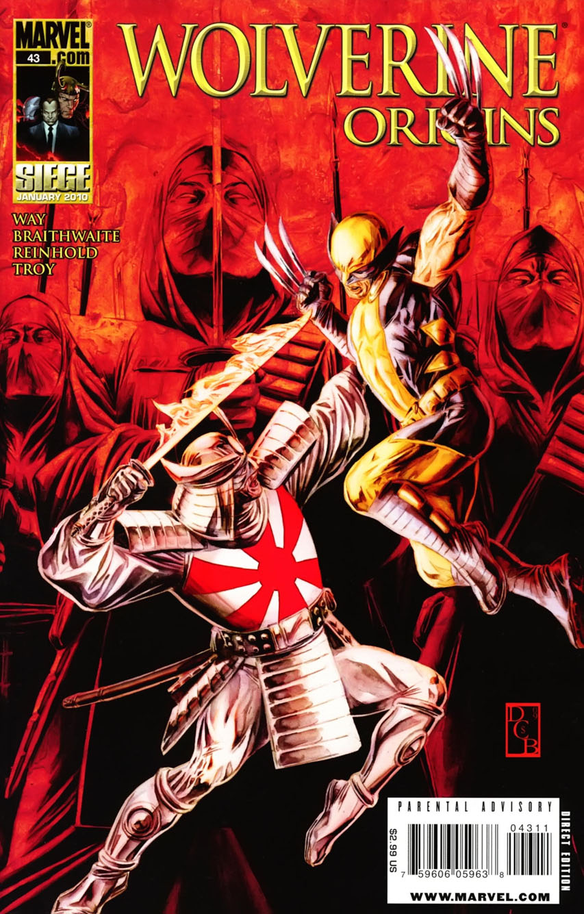 Wolverine Origins Vol 1 43