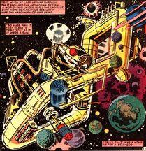 Worldship (Taa II) from Super-Villain Classics Vol 1 1 0001