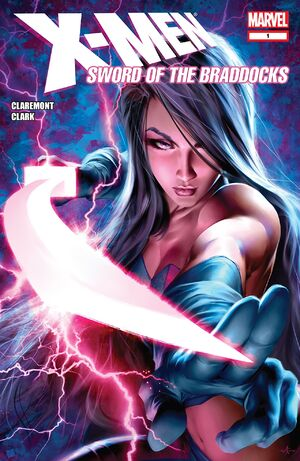 X-Men Sword of the Braddocks Vol 1 1