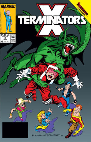 X-Terminators Vol 1 2