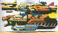 Zoo Bus from Dragon's Claws Vol 1 1 0001