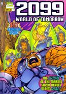 2099 World of Tomorrow Vol 1 1