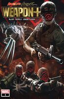 Absolute Carnage Weapon Plus Vol 1 1