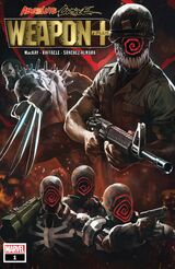 Absolute Carnage: Weapon Plus Vol 1 1